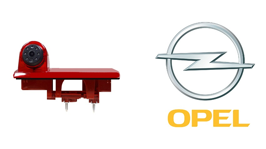 aftermarket opel backup camera