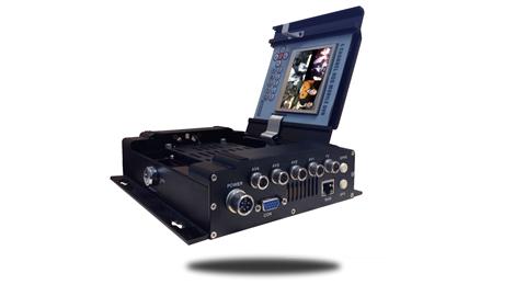 4.3-Inch Mobile DVR system for any Backup Camera