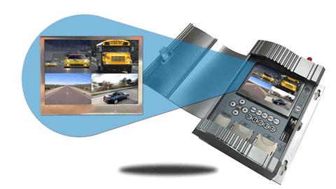 4.3-Inch Premium SD Mobile DVR for any Backup Camera System