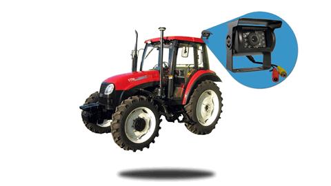 aftermarket backup camera kit for Tractor