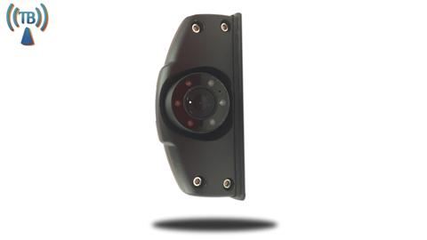 Premium CCD slim side rv raer view camera
