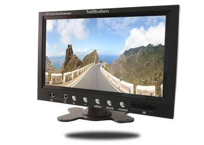 7 and 9 inch rearview monitor