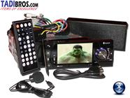 4.0-Inch Touchscreen DVD Player with Bluetooth (Limited Edition)
