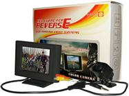 2.5-Inch Monitor with 170° Backup Camera (Economy Kit)