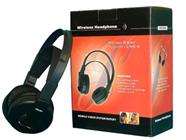 1 Wireless IR Headphone