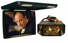 20-Inch Roof mounted screen with 5.0-Inch Bluetooth DVD Player