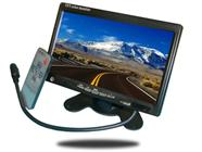 9-Inch LCD Monitor for Mobile Security