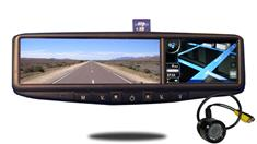 7400 GPS Navigation System with Bumper Camera