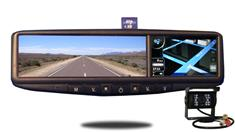 7400 GPS Navigation System with RV Box Camera