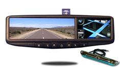 7400 GPS Navigation System with CCD Camera