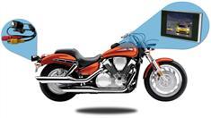 3.5-Inch Motorcycle Camera Backup System