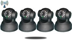 IP Camera (Moving Lens IP) 4 PACK