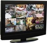 Tadi Screen 21-Inch Widescreen LCD Monitor - Black