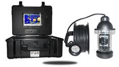 COLOR 7-Inch Monitor Underwater Case Camera (TB1107B) DVR