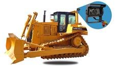 Bulldozer Camera System (CCD Backup System)