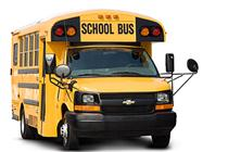 "School Bus Backup Camera System (9"" Monitor with Wireless CCD Mounted RV Backup Camera)"