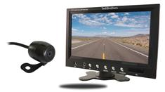 Front Facing View Car Camera with Monitor