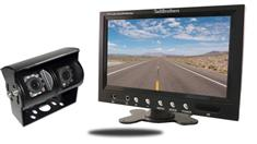 7-Inch Monitor with 120° CCD Double Mounted RV Backup Camera (RV Backup Camera System)