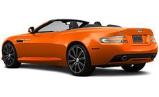 Aston Martin Backup Camera System