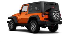 Jeep Backup Camera System