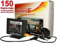 2.5-Inch Monitor with 150° Backup Camera (Economy Kit)