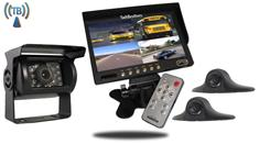 9'' Wireless Ultimate RV Backup Camera System