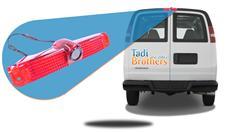 Iveco Daily Van 3rd Brake Light Backup Camera System