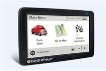 Rand McNally 7-Inch Truck GPS (TND 730) with optional Backup Camera (Lifetime map updates included)
