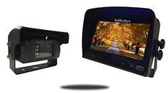 9″ Monitor and a 120° Shutter RV Backup Camera (RV Backup System)