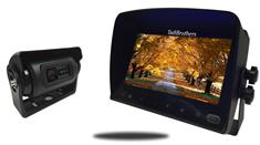 "7"" Monitor and a 120° Elite Triple Shutter RV Backup Camera (RV Backup System)"