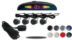 Parking Backup Sensor System with Sound for OBD Port (TB-S058OBD)