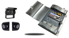Mobile DVR System with 3 Camera and built in 4.3-inch screen