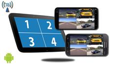 Android Split Screen Backup Camera