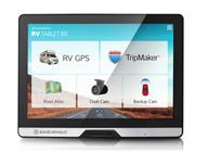 Rand McNally TND Tablet 80 8-Inch Truck GPS with optional Backup Camera (Lifetime map updates included)