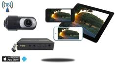 Nightvision Dash Camera System Great for Uber and Lyft Drivers