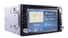 7-Inch In-dash GPS Navigation System with optional Backup Camera