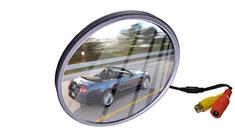 Mirror Reflection Backup Camera