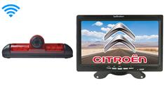 Citroen Jumper Van Wireless 3rd Brake Light Backup Camera System