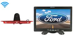 Ford Transit Van Wireless Backup Camera System for your 3rd Brake Light