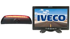 Iveco Daily Van 3rd Brake Light Backup Rear View System