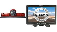Nissan NV Van 3rd Brake Light Backup Camera System