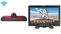 Peugeot Boxer Van Wireless 3rd Brake Light Rear View System