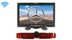 Mercedes Benz Sprinter Van Wireless 3rd Brake Light Backup Camera System