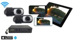 2 Enhanced Night Vision Dash Camera System Great for Uber and Lyft Drivers