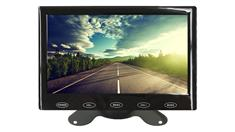 7-Inch Ultra Slim Rear View Monitor for any Backup Camera