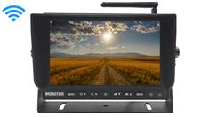 7-Inch Rear View Monitor for Our Built In Digital Wireless Backup Cameras