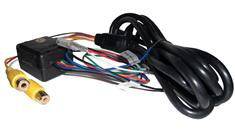 4 Channel Cable Harness for split screen Monitor