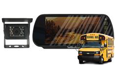 School Bus Backup Camera System