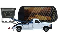 Tow Truck Backup Camera System