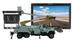 Aerial Lift Truck Backup Camera system